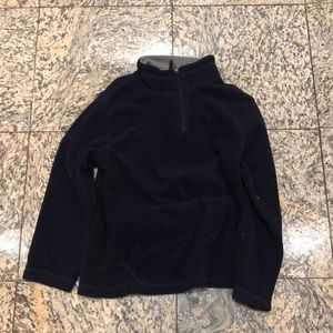 childrens zip up fleece sweater by childrens place